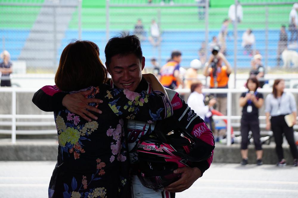 片山義章 F3 優勝