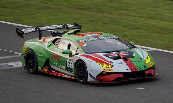 Gama Racing Lamborghini Taipei 台湾