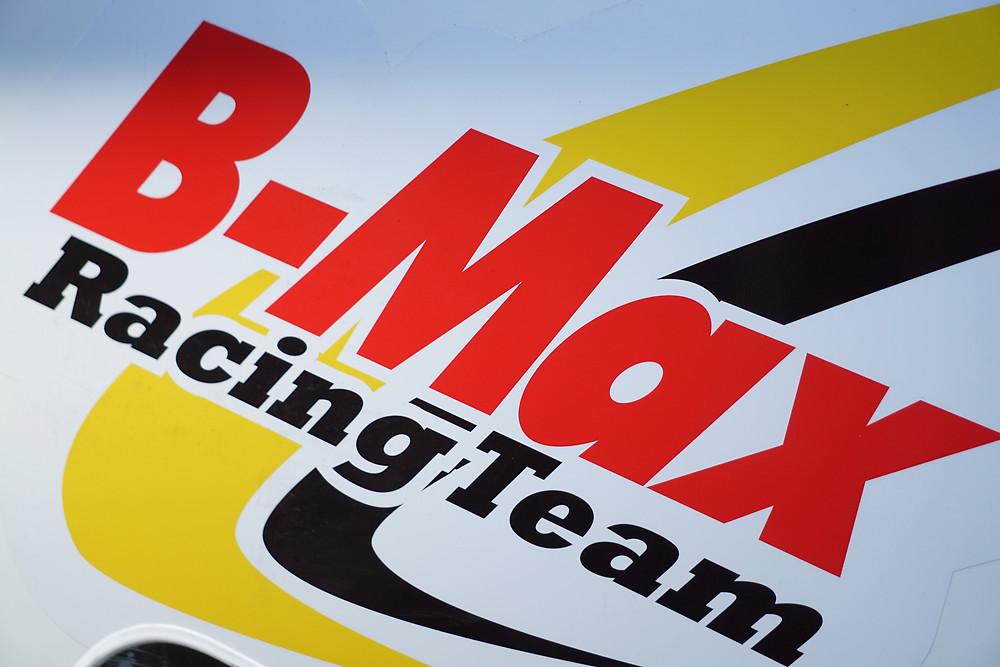 B-MAX Racing Team ロゴ