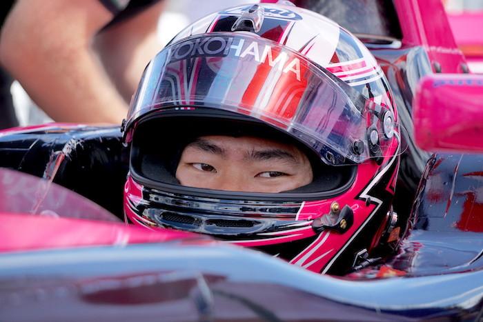 スーパーフォーミュラ 「合同テスト・ルーキードライバーテスト」のエントリーリスト第1段を発表。全日本F3の片山義章がエントリー。
