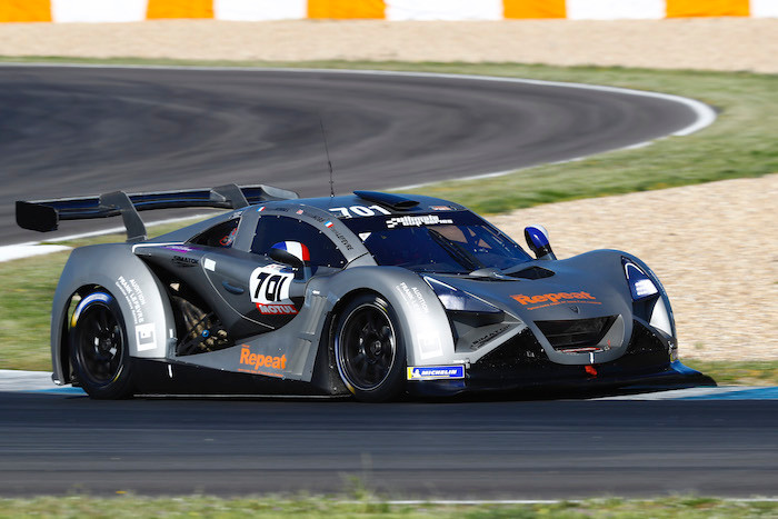 ドバイ24時間参戦!! フランスのコンストラクターが手がけるオリジナルGTカー『Vortex Light V8』とは?