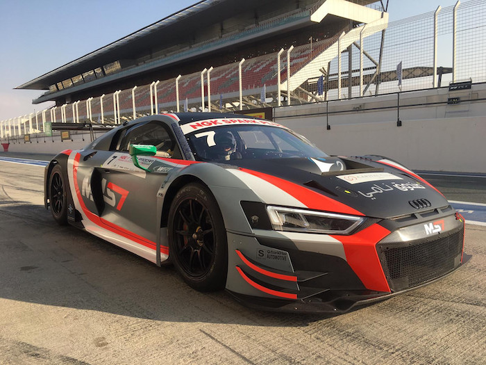 チームWRT、1月10日からのドバイ24時間レースに2台のアウディR8 LMS GT3で参戦。2度目の総合優勝を狙う。