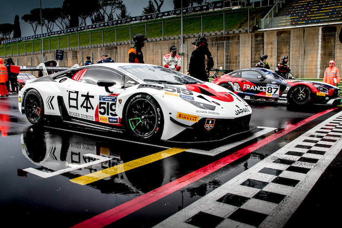 GT CUPの金メダルは濱口弘&笹原右京のチーム日本!!!!!! FIA Motorsport Games 2019 GT Cup Main Race