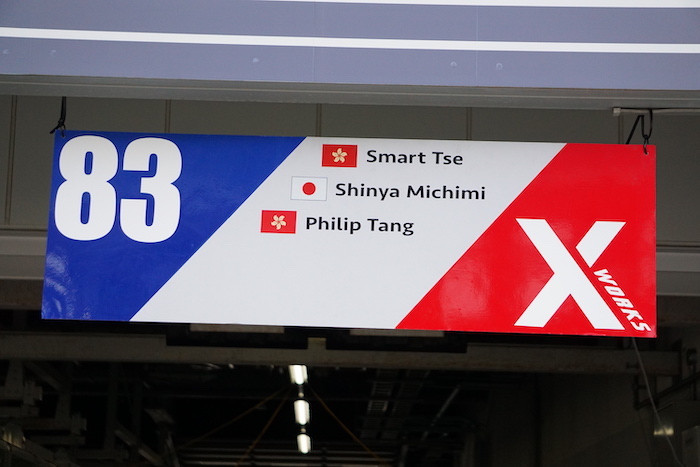 スーパー耐久2019に参戦するX Works Racing