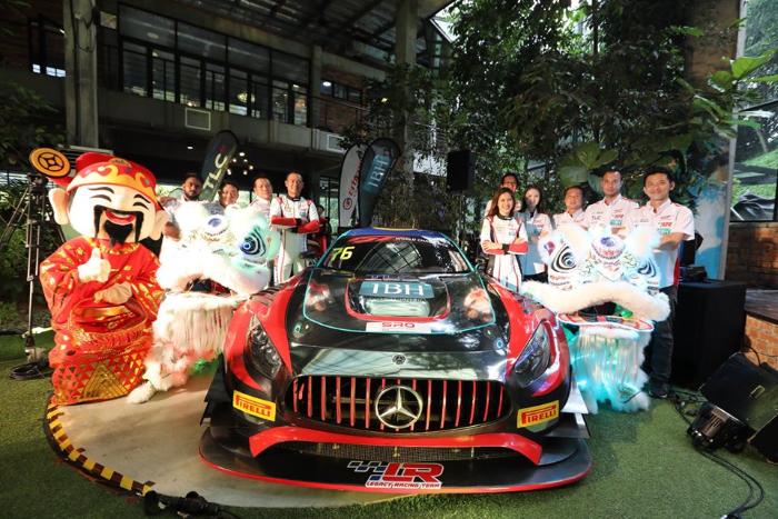マレーシアの新チーム『レガシー・レーシング』がGTワールドチャレンジ・アジアに参戦。女性ドライバー、レオナ・チンがデビュー!!