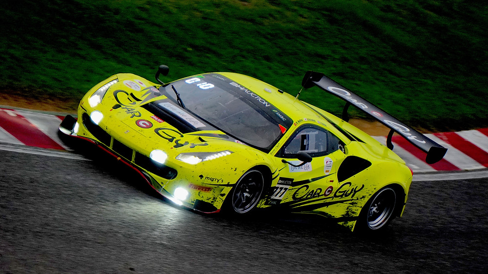 CARGUY RACING フェラーリ 488 GT3