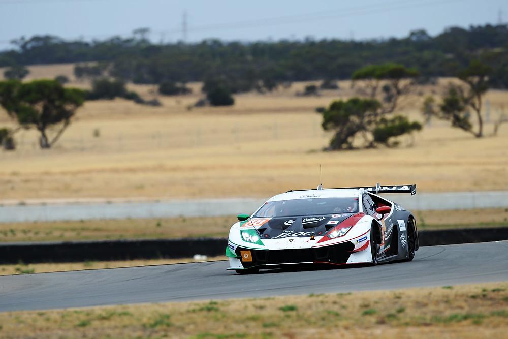 アジアン・ル・マン 第2戦ベンド予選 GTクラスポールはHubAuto Corsa。CARGUYは2番手