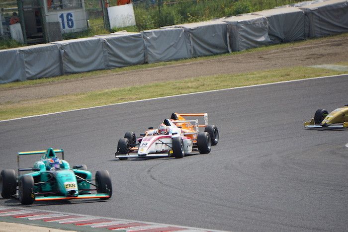 ZAP SPEED Scholarship 桜井孝太郎 FIA-F4 鈴鹿