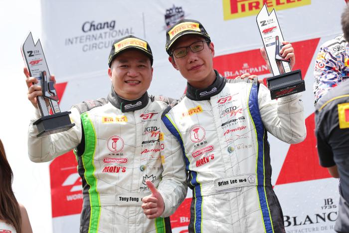 """日本チーム""""GTO Racing with TTR""""がGTワールドチャレンジ・アジア参戦継続を発表。"""