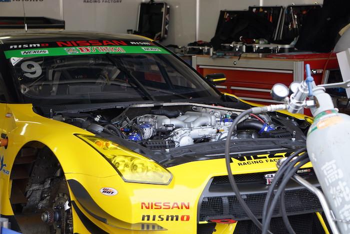 MP Racing GT-R SUGO