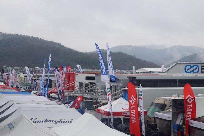 SUPERGT 2019 岡山国際サーキット