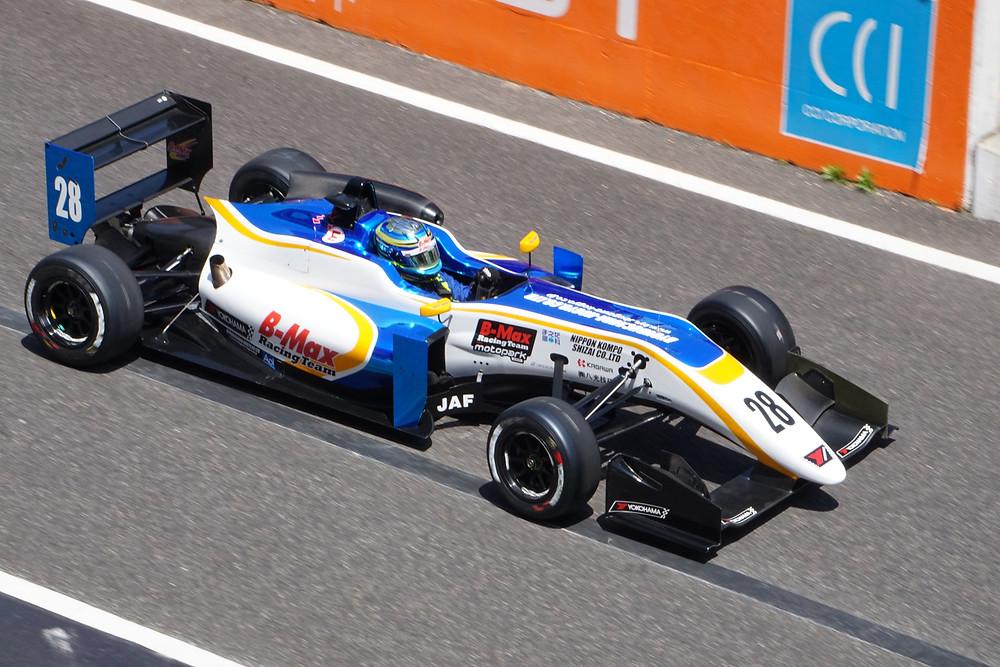TAIROKU Racing 山口大陸選手