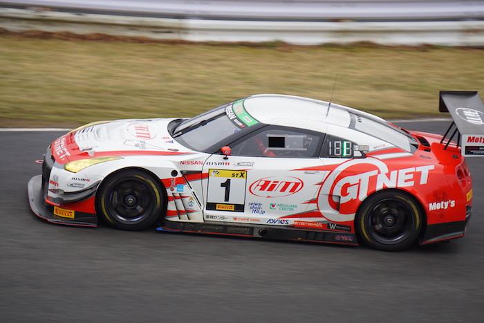 GTNET GT3 GT-R(浜野彰彦/星野一樹/藤波清斗/平峰一貴)