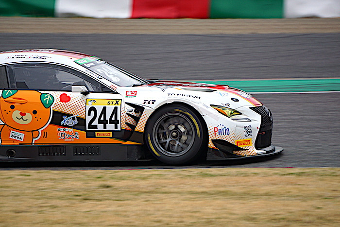 MAX Racing LEXUS RC F GT3