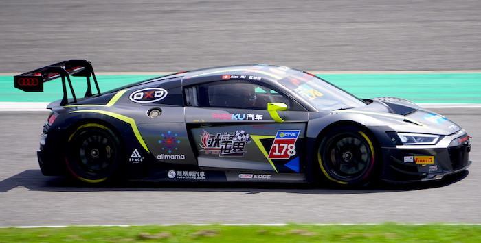 Audi Sport R8 LMS Cup Alex AU