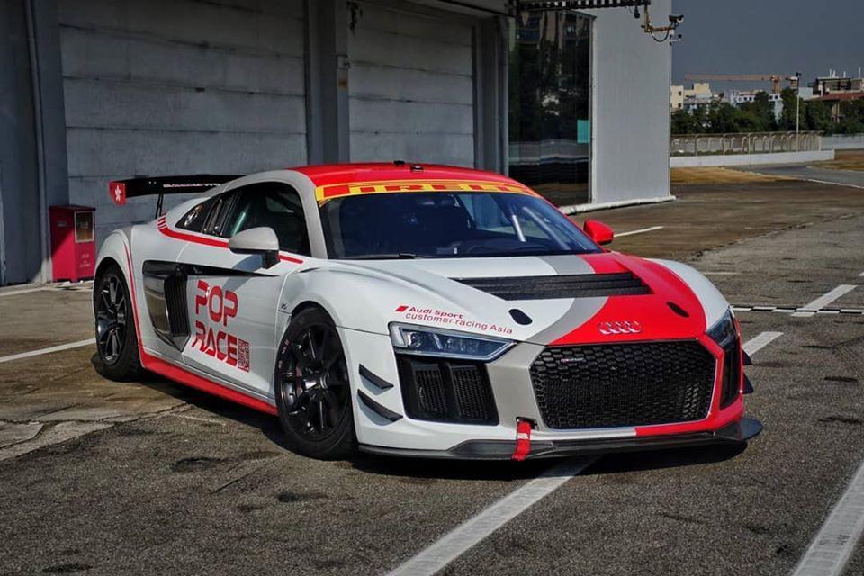 Audi Sport R8 LMS Cupってどんなドライバーが参戦してるの?