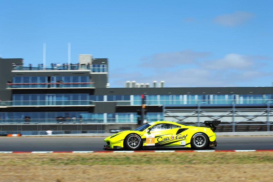 アジアン・ル・マン 第2戦オーストラリア  CARGUY Racingが今季初優勝!!