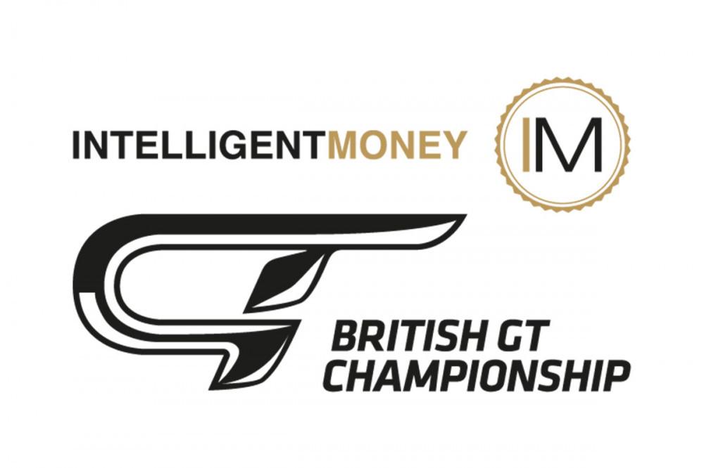 イギリスGT選手権がタイトルスポンサーを獲得。2020シーズンより『インテリジェントマネー・イギリスGT選手権』として開催。