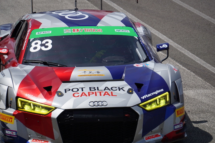 X Works Racing スーパー耐久 2019 Audi R8 LMS