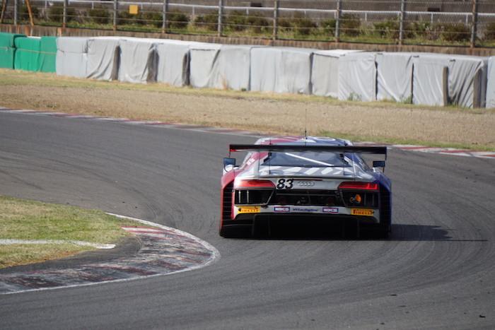 X Works Racing スーパー耐久 2019 Audi R8 LMS SUGO