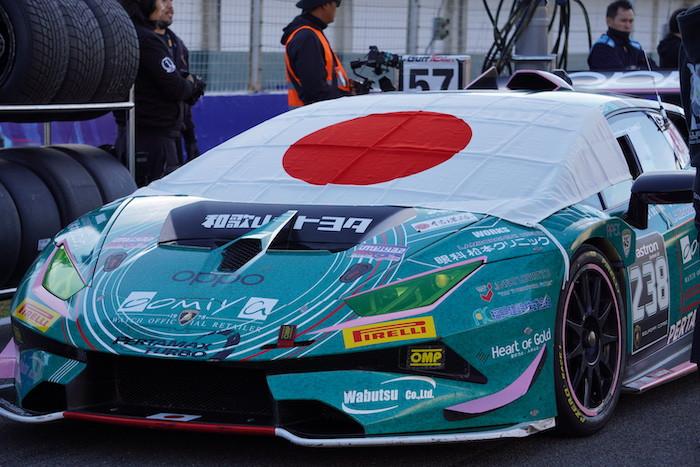 HOJUST RACINGってどんなレーシングチーム?! チーム代表に独占インタビュー!!