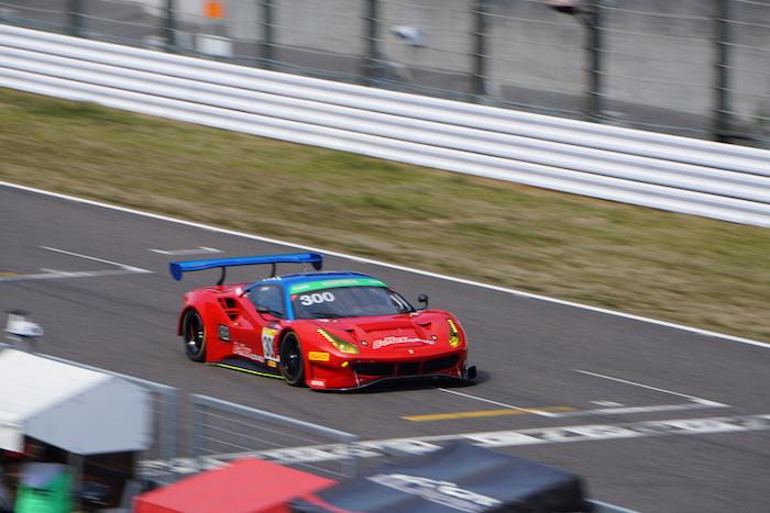 TAIROKU RACING Ferrari 488 GT3