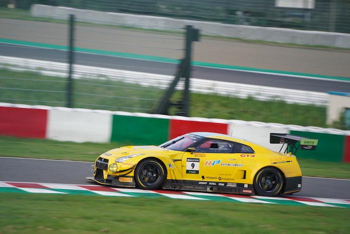 MP Racing JOE SHINDO、柴田 優作、高田 匠 鈴鹿10時間