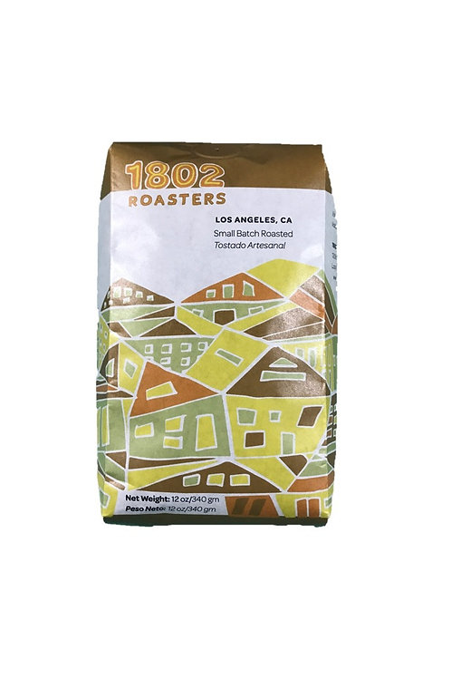BOLIVIA AGROCAM Coop FTO. Raisin, Toffee, Chocolate