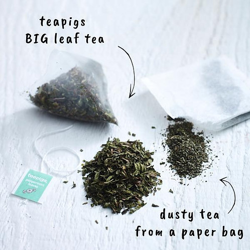 PEPPERMINTLEAVES TEA