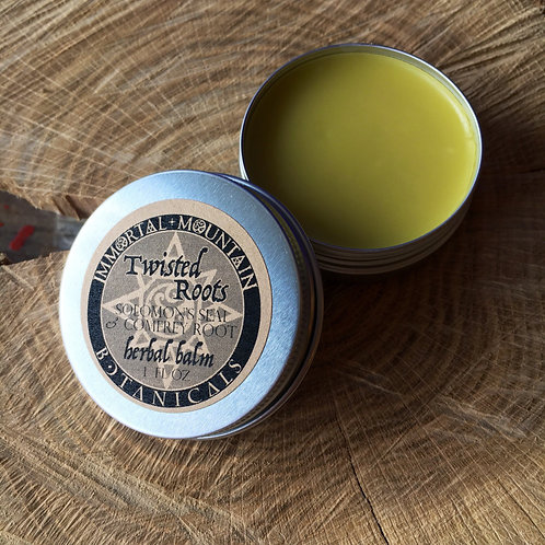 Twisted Roots ligament balm