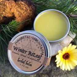 WINTER RELEAF herbal balm