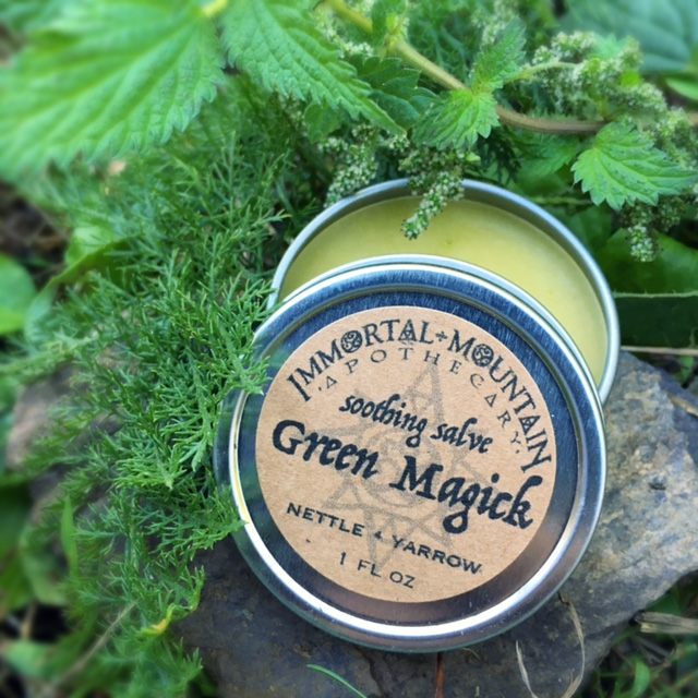 GREEN MAGICK soothing salve