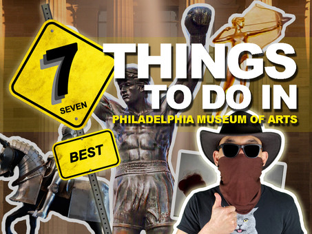 7 BEST Things you need to know about Philadelphia Arts Museum