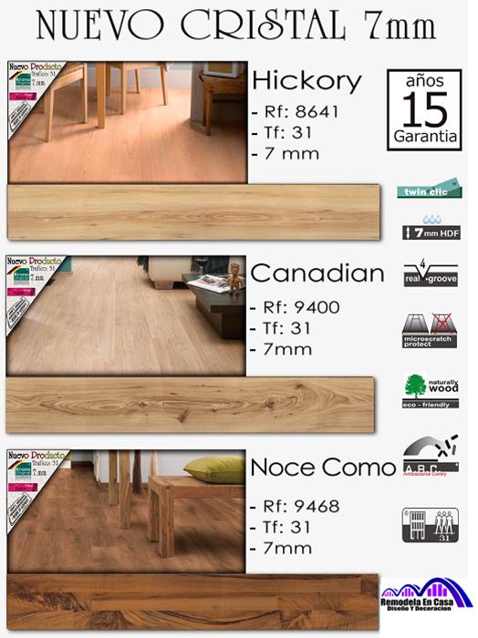 piso laminado aleman