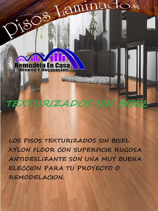 piso laminado