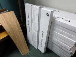 cajas de piso vinilo