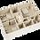 Thumbnail: PLA Mineral (1,75mm) - WHITE