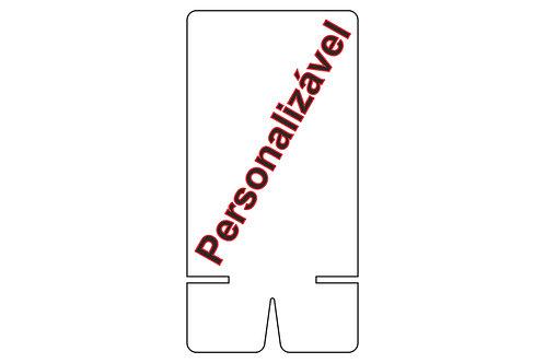 Suporte para Smartphone - Personalizável