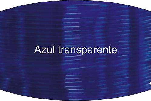 PET-G HD  (1kg - 1,75mm) - Azul transparente
