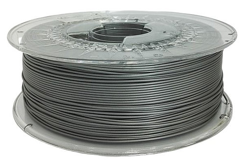PLA HD (1kg - 1,75mm) - Prata