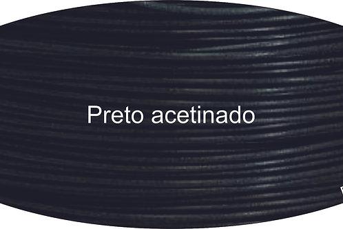 PET-G HD  (1kg - 1,75mm) - Preto acetinado