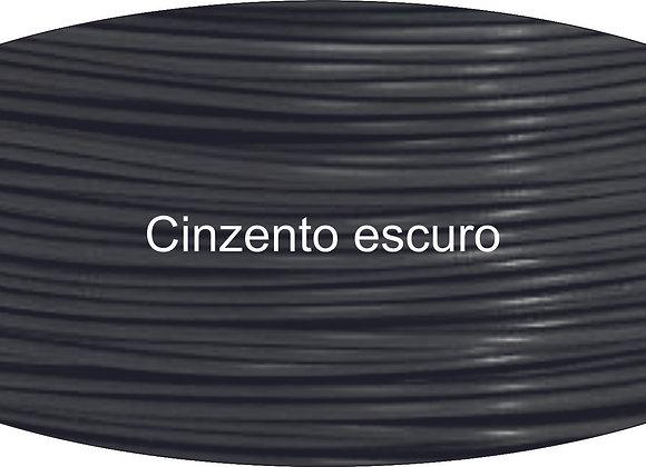 PET-G HD  (1kg - 1,75mm) - Cinzento escuro