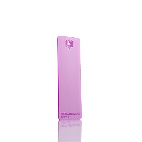 Acrílico - Metallic Lilac 3mm