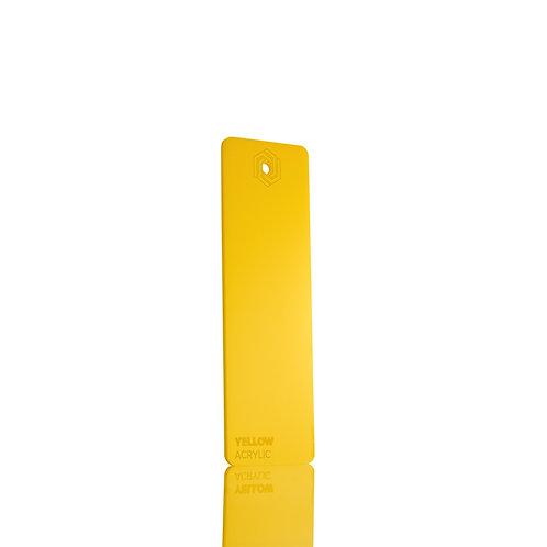 Acrílico - Yellow 3mm