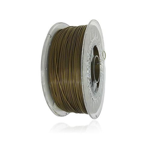 PLA HD (1kg - 1,75mm) - Ouro Caqui