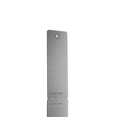Acrílico - Stone Grey 3mm