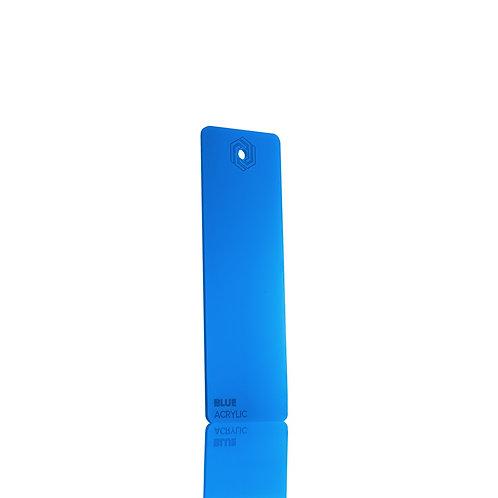 Acrílico - Blue 3mm