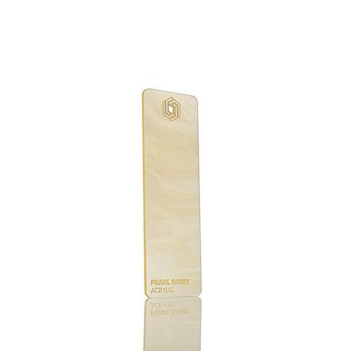 Acrílico - Pearl Ivory 3mm