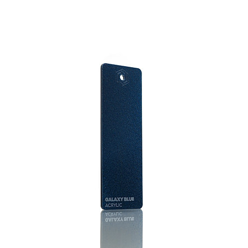 Acrílico - Galaxy Blue 3mm