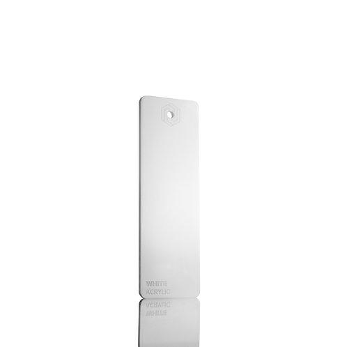 Acrílico - White 3mm